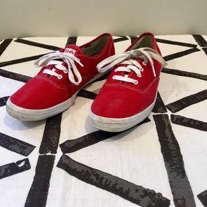 Keds Red Champion Originals